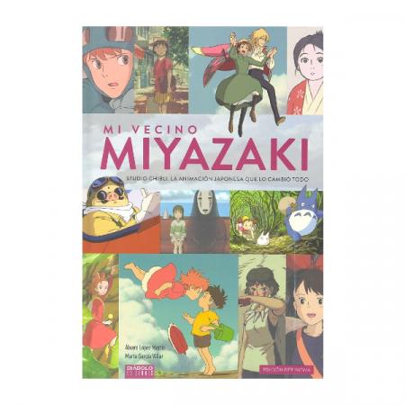 Libro Mi vecino Miyazaki Studio Ghibli Edición definitiva | Double Project