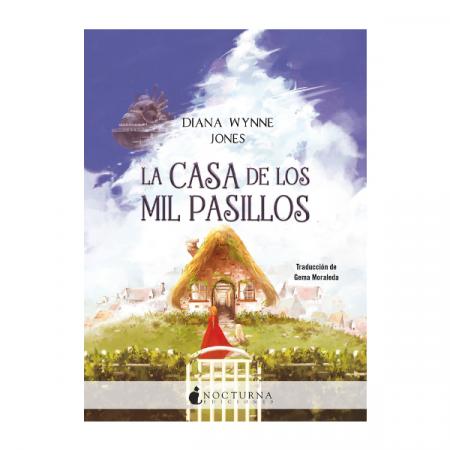 Libro La casa de los mil pasillos | Double Project