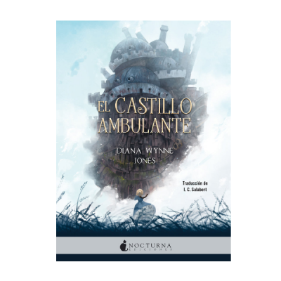Libro El Castillo Ambulante - Double Project
