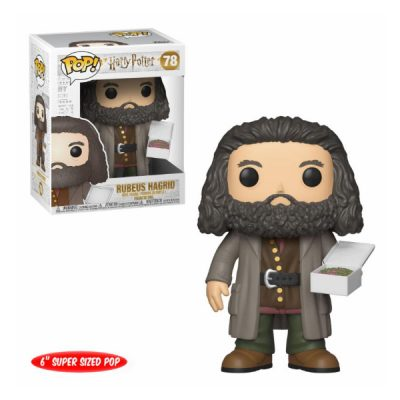 Harry Potter POP Hagrid with Cake Super Sized | Double Project