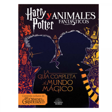 ro Harry Potter y Animales Fantásticos - Guia al mundo mágico | Double Project