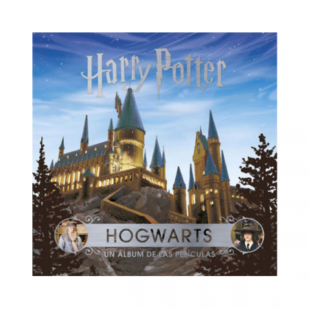 Harry Potter Libro Hogwarts Un Álbum de las películas | Double Project