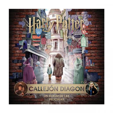 arry Potter Libro Callejón Diagon Un álbum de las películas | Double Project