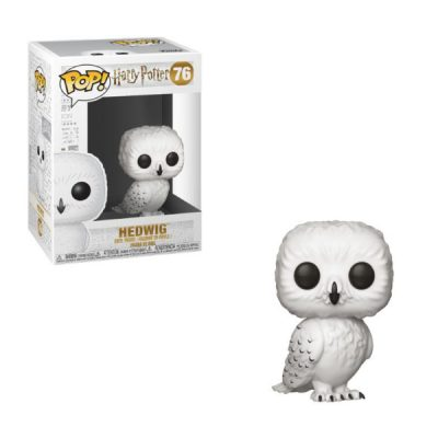 Harry Potter POP Hedwig | Double Project