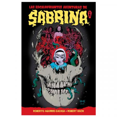 Las escalofriantes aventuras de sabrina Nº 1 | Double Project