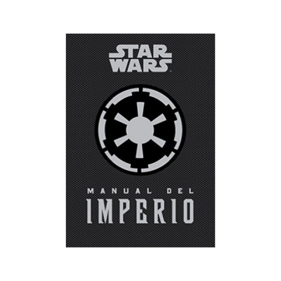 Libro Manual del Imperio Star Wars | Double Project