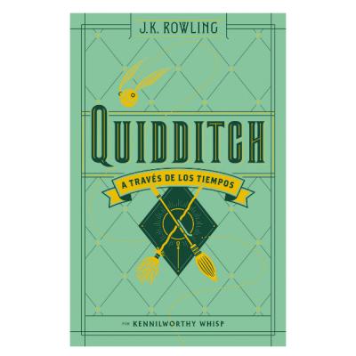 Libro Quidditch a través de los Tiempos | Double Project