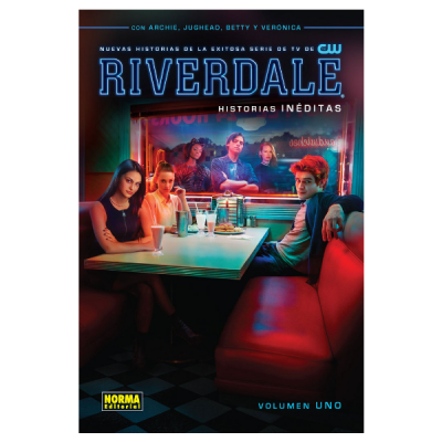 Cómic Riverdale Volumen 1 | Double Project