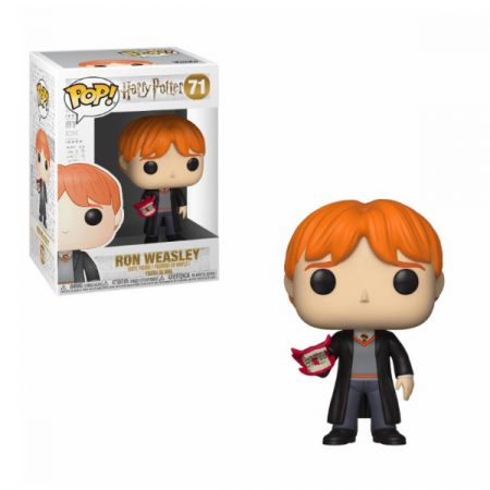 Harry Potter POP Ron With Howler | DOuble Project