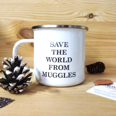 Taza save The World from muggles - Double Project