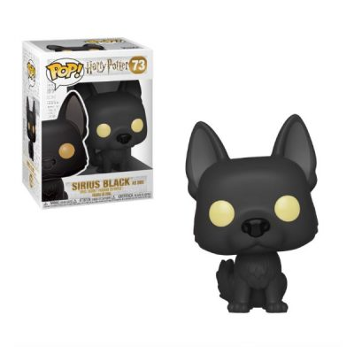 Harry Potter POP Sirius as Dog | Double Project