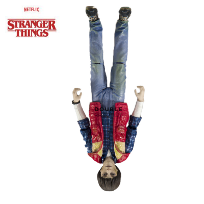 Stranger Things Figura Upside Down Will 15 cm | Double Project