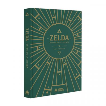 Libro Zelda Detrás de la leyenda | Double Project