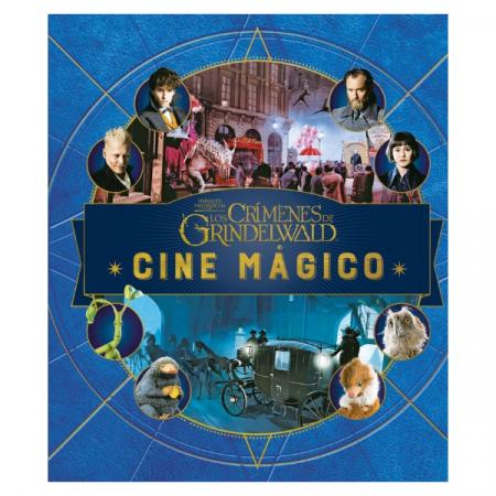 Liro cine mágico Animales Fantásticos Los Crímenes de Grindelwald | Double Project