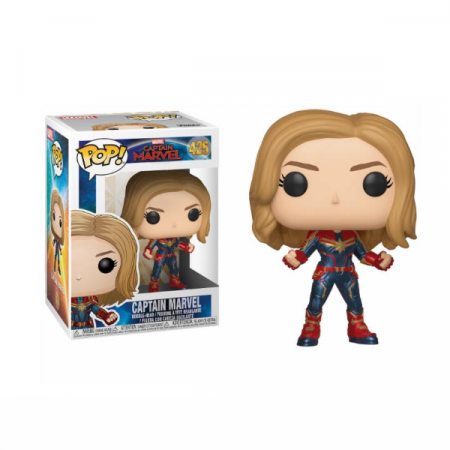 Marvel POP Captain Marvel | Double Project