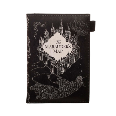 Harry Potter cartera viaje Mapa del merodeador | Double Project