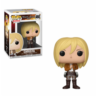 Attack on Titan POP Christa | Double Project