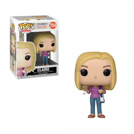 Modern Family POP Claire   Double Project