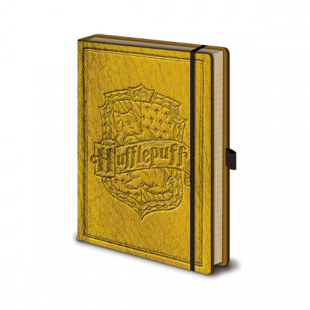 Cuaderno A5 Hufflepuff Harry Potter | Double Project