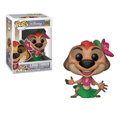 El Rey león POP Luau Timon Disney | Double Project