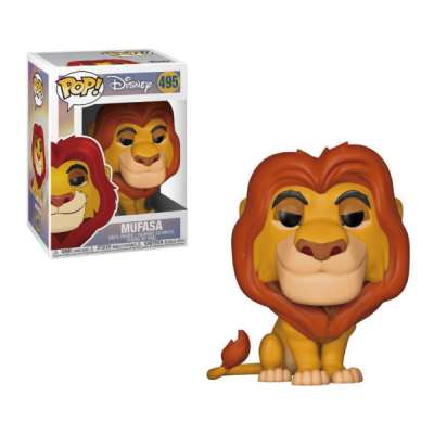 El Rey león POP Mufasa Disney | Double Project