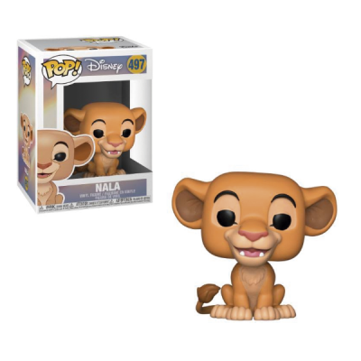 El Rey León POP Nala Disney | Double Project