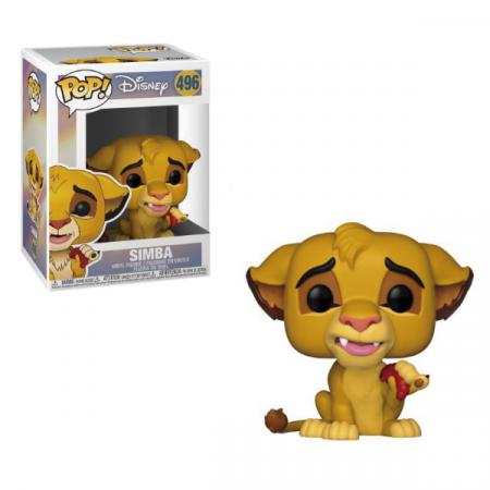 El Rey León POP Simba Disney | Double Project