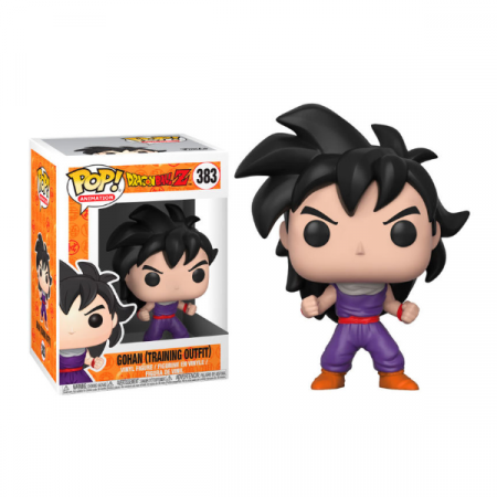 Dragon Ball Z POP Gohan (training outfit)   Double Project