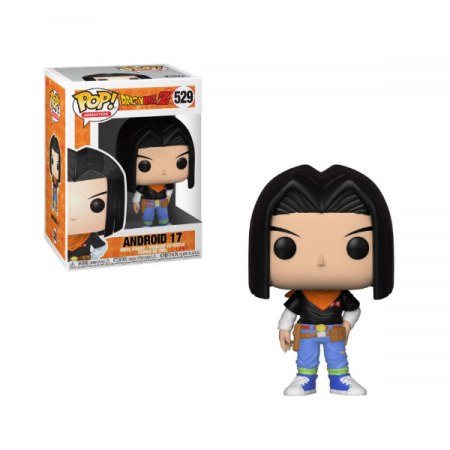 Dragon Ball Z POP Android 17 | Double Project