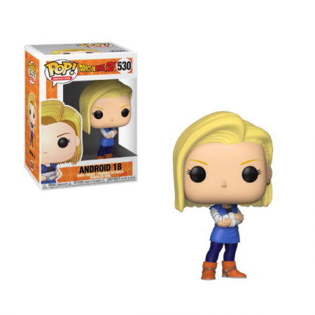 Dragon Ball Z POP Android 18 | Double Project
