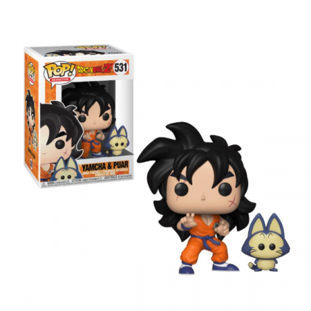 Dragon Ball Z POP Yamcha & Puar | Double Project