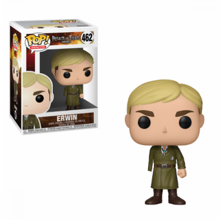 Attack on Titan POP Erwin | Double Project