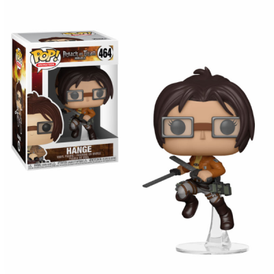 Attack on Titan POP Hange | Double Project