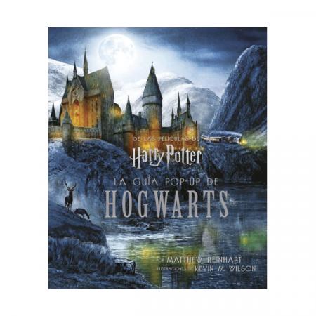 Libro Harry Potter la guía POP-UP de Hogwarts | Double Project
