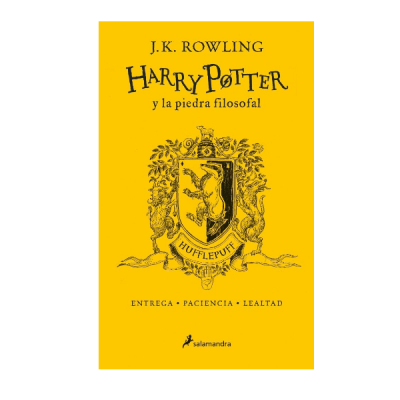 Harry Potter y la piedra Filosofal 20 aniversario Hufflepuff | Double Project