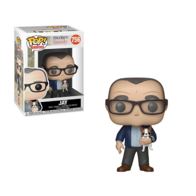 Modern Family POP Jay | Double Project