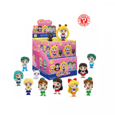 Sailor Moon Mistery Minis Sailor Moon Series 2 | Double Project