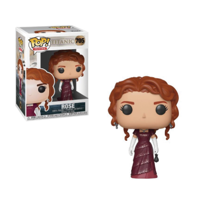 Funko POP Titanic POP Rose | Double Project