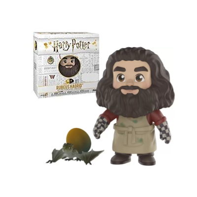 5 Star Rubeus Hagrid Harry Potter Exclusive | Double Project