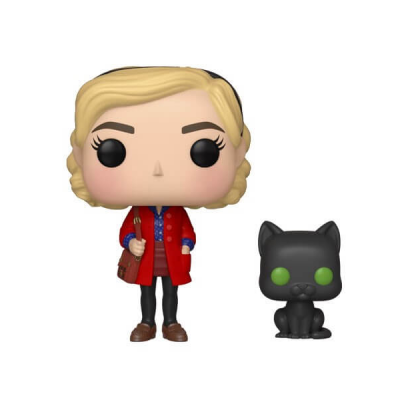 Chilling adventures of Sabrina POP Sabrina & Salem | Double Project