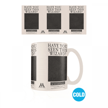 Harry Potter Taza térmica Wanted Sirius Black | Double Project