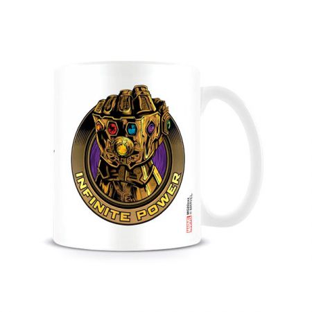 Marvel Taza Thanos Vengadores Infinity War | Double Project