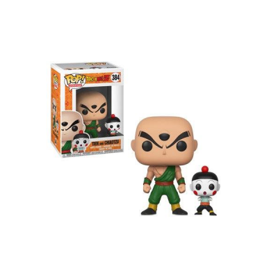 Dragonball Z POP Tien Shinhan & Chiaotzu | Double Project