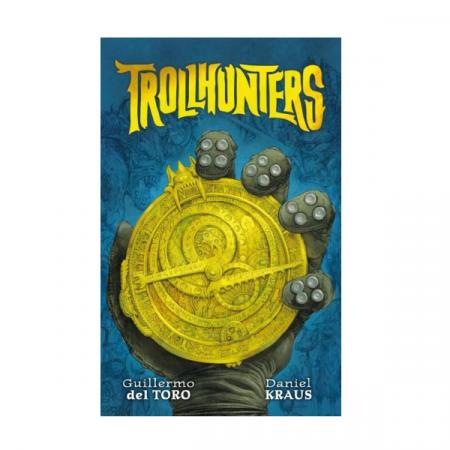 Libro Trollhunters Guillermo del Toro Daniel Kraus   Double Project