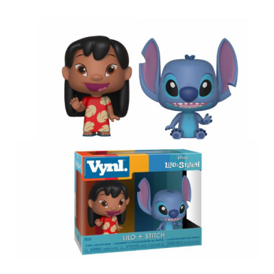 Pack Vynl Lilo & Stitch | Double Project