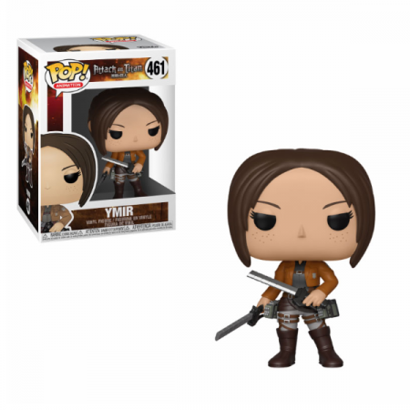Attack on Titan POP Ymir | Double Project