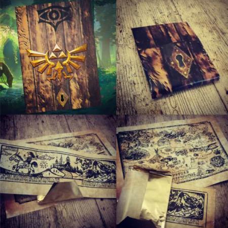 Zelda Tableta Chocolate - Double Project