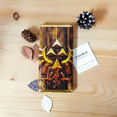 Zelda Tableta Chocolate | Double Project