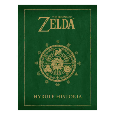 Libro Legend of Zelda Hyrule Historia | Double Project