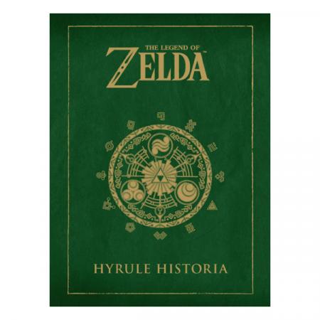 Libro Legend of Zelda Hyrule Historia | Double Project
